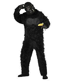 Kids Gorilla Costume - Deluxe