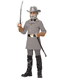 Confederate General Child Costume