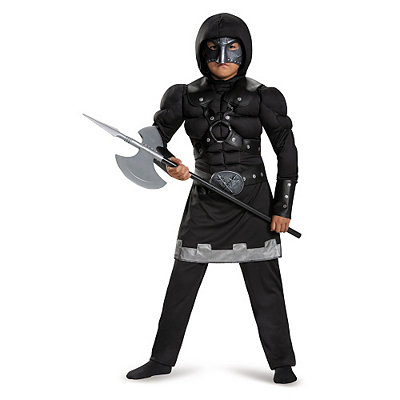 Executioner Muscle Boys Costume