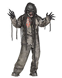 Burning Dead Zombie Boys Costume