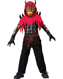 Kids Underworld Demon Costume
