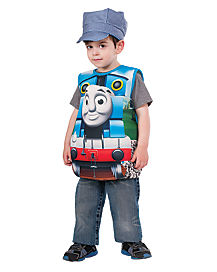 Toddler Thomas Train Costume - Thomas the Tank Engine