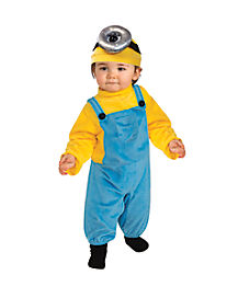 Toddler Stuart Minion Costume - Despicable Me