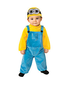 Minions Child Costumes For Halloween
