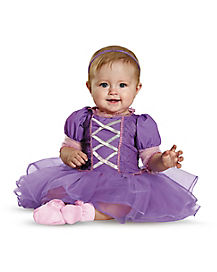 Tangled Rapunzel Prestige Infant Costume