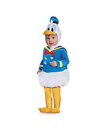Donald Duck Infant Costume