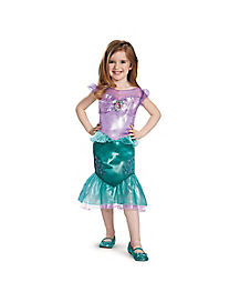 Toddler Ariel Costume - The Little Mermaid
