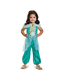Princess Jasmine Classic Toddler Costume