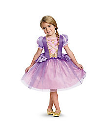 Tangled Rapunzel Classic Toddler Costume