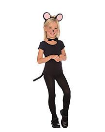 Kids Mouse Costume Kit