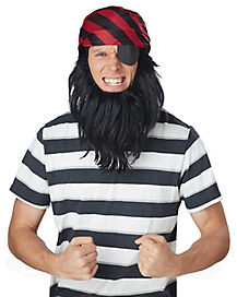 Pirate Costume Kit