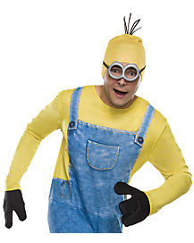 Minion Headpiece - Despicable Me