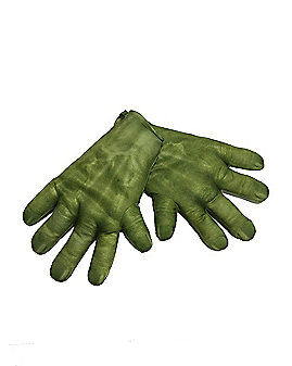 Kids Hulk Gloves - Avengers 2: Age of Ultron