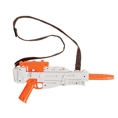 Star Wars Episode VII Force Awakens Finn Blaster with Strap