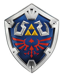 Link Shield - Legend of Zelda