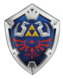 Link Shield - Legend of Zelda