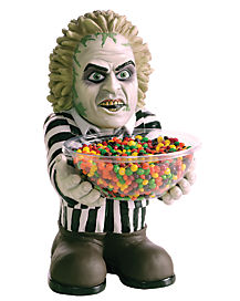 Beetle Juice Candy Bowl