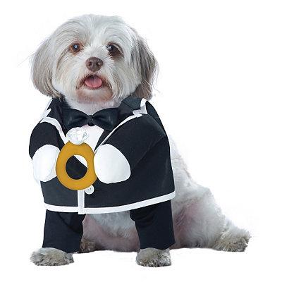 Puppy Love Groom Dog Costume