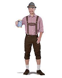 Lederhosen Costume Kit
