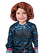 Kids Black Widow Wig - Avengers: Age of Ultron