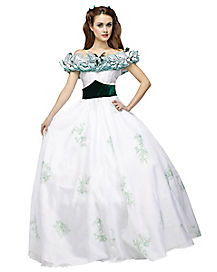 Gone with the Wind Scarlett 12 Oaks Gown Costume