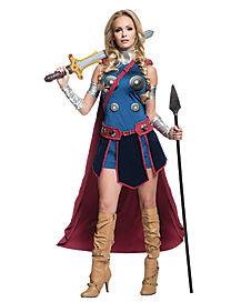 Adult Valkyrie Costume - Marvel Universe