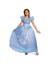 Adult Cinderella Costume Theatrical - Cinderella Movie