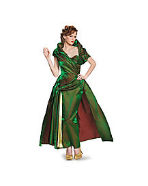 Adult Lady Tremaine Costume Theatrical - Cinderella Movie
