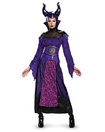 Adult Maleficent Costume - Descendants
