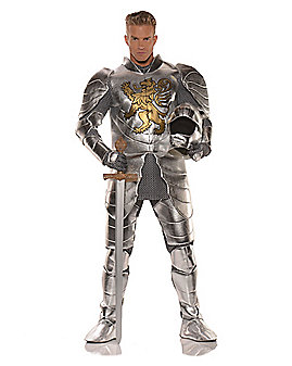 Adult Knight in Shining Armor Costume