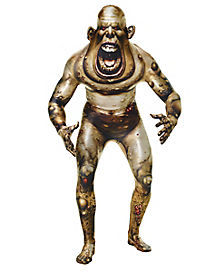 Boil Monster Skin Suit Adult Costume