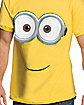 Shirt and Hat Minion Costume - Despicable Me