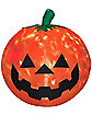 Fire and Ice Projection Pumpkin Inflatable