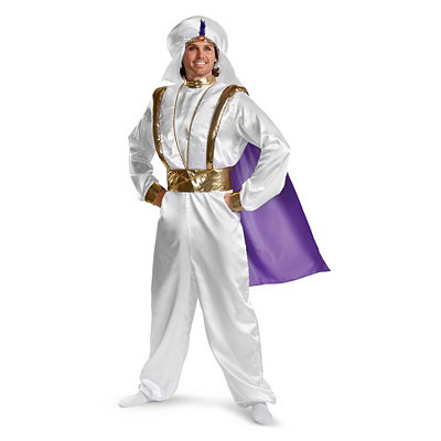 Aladdin Theatrical Adult Mens Costume