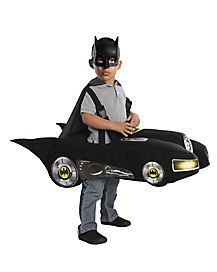 Toddler Batmobile Costume - Batman