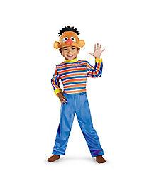 Toddler Ernie Costume Deluxe - Sesame Street