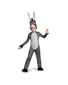 Kids Donkey Costume Deluxe - Shrek