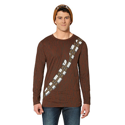 Star Wars Chewbacca Long Sleeve Tee