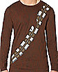Chewbacca Star Wars Long Sleeve T shirt