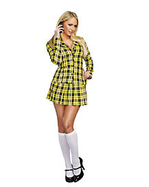 Adult Fancy Girl School Girl Costume