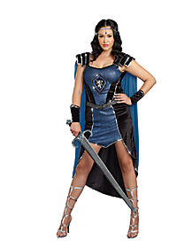 Adult Sexy King Slayer Plus Size Costume