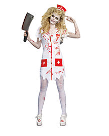 Working Grave Shift Adult Womens Zombie Costume