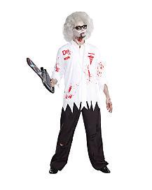 Adult Dr Hugh B Dead Zombie Costume