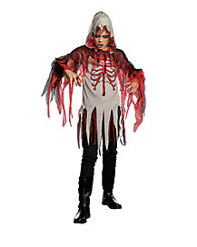 Kids Ghouls of Summer Skeleton Costume