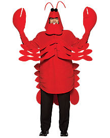 Adult Clawed Lobster Costume