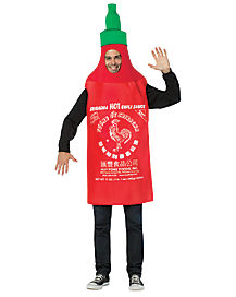 Adult Siracha Tunic Costume