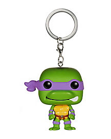 Teenage Mutant Ninja Turtles Donatello Keychain