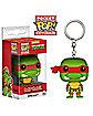 TMNT Raphael Pop Keychain - Teenage Mutant Ninja Turtles