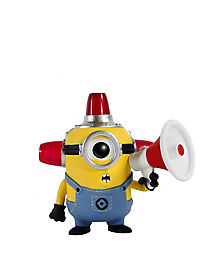 Minion Carl Pop Figure - Despicable Me