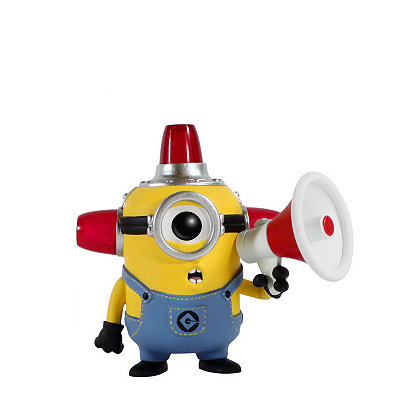 Despicable Me Carl Minion Pop Figure